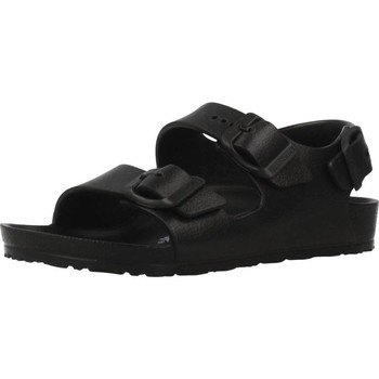 Schuhe Jungen Sandalen / Sandaletten Birkenstock 1009353 Schwarz