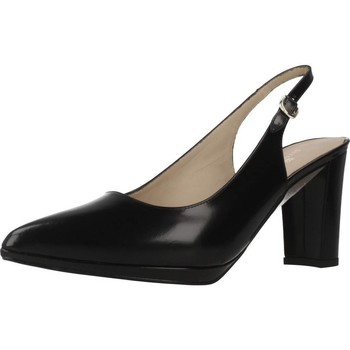 Schuhe Damen Pumps Argenta 4303 Schwarz