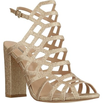 Schuhe Damen Sandalen / Sandaletten Different 89285 Gold
