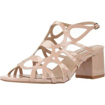 Schuhe Damen Sandalen / Sandaletten Different 64 8610 Brown