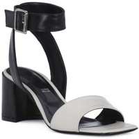 Schuhe Damen Sandalen / Sandaletten Priv Lab MILK SANDALO Bianco
