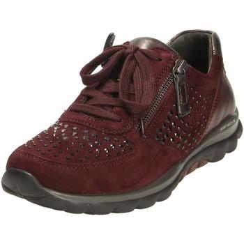 Schuhe Damen Derby-Schuhe & Richelieu Rollingsoft By Gabor Schnuerschuhe 36.968.48 rot