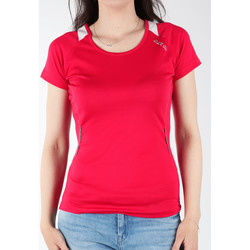 Kleidung Damen T-Shirts Dare 2b Acquire T DWT080-48S rosa