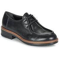 Schuhe Damen Derby-Schuhe André ETIENNE Schwarz