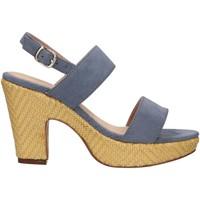 Schuhe Damen Sandalen / Sandaletten Maria Mare 67452 Azul