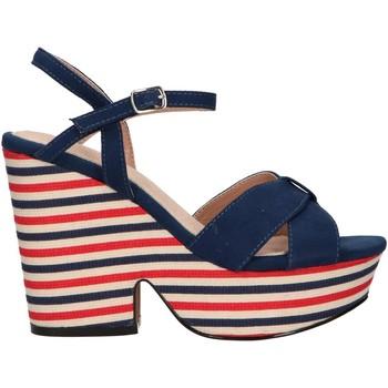 Schuhe Damen Sandalen / Sandaletten Maria Mare 67411 Azul
