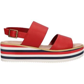 Schuhe Damen Sandalen / Sandaletten Maria Mare 67533 Rojo