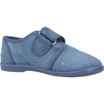 Schuhe Jungen Hausschuhe Vulladi 1807 019 Blau
