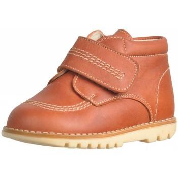 Schuhe Jungen Sneaker High Landos 61S77 Brown