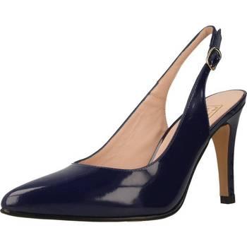 Schuhe Damen Pumps Joni 8221 Blau