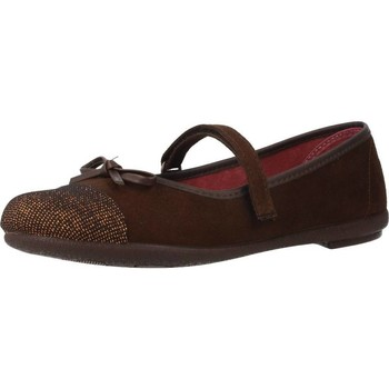 Schuhe Mädchen Derby-Schuhe & Richelieu Duvic 6229 Brown