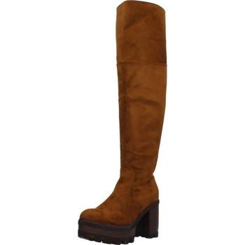 Schuhe Damen Klassische Stiefel Different 8138 Brown