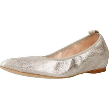 Schuhe Damen Ballerinas Mikaela 17021 Silber