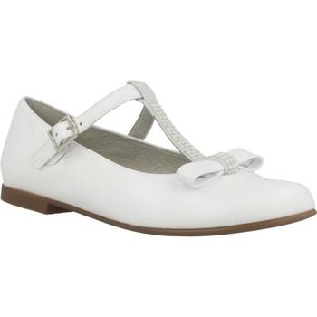 Schuhe Mädchen Ballerinas Landos 20AE207 Weiß