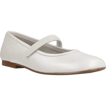 Schuhe Mädchen Ballerinas Landos 8236AE Weiß