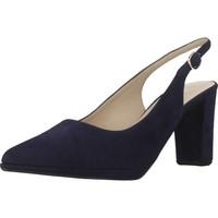 Schuhe Damen Pumps Argenta 4303 Blau