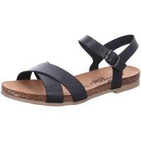 Schuhe Damen Sandalen / Sandaletten Cosmos Comfort Sandaletten 6106802-9 6106802-9 schwarz