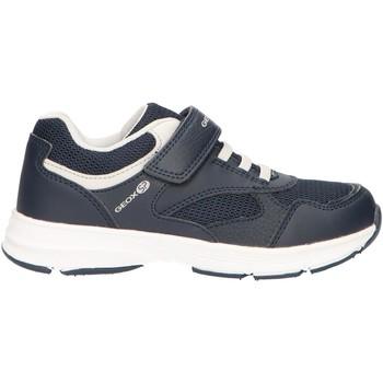 Schuhe Jungen Multisportschuhe Geox J845GA 0BC14 J HOSHIKO Azul