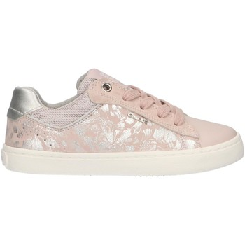Schuhe Mädchen Multisportschuhe Geox J92D5E 007GN J KILWI Rosa