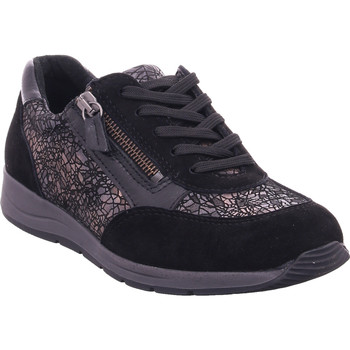 Schuhe Damen Sneaker Low Aco - 363 6365 schwarz