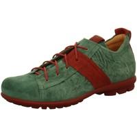 Schuhe Herren Derby-Schuhe & Richelieu Think Schnuerschuhe Kong Schnürschuhe 84656-61 grün