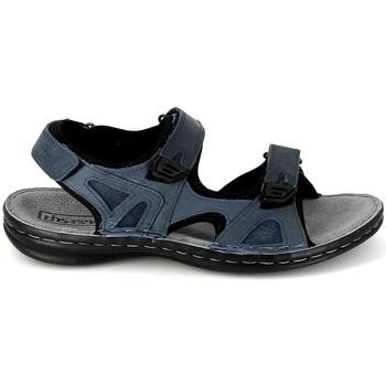Schuhe Herren Sportliche Sandalen TBS Berric Marine Blau