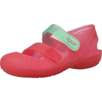 Schuhe Mädchen Wassersportschuhe Igor S10146 Rosa