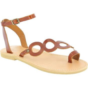 Schuhe Damen Sandalen / Sandaletten Attica Sandals APHRODITE CALF DK-BROWN marrone
