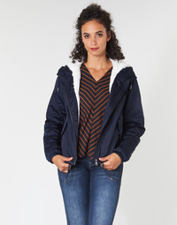 Kleidung Damen Jacken Only ONLNEWCALLY Marine