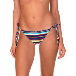 Kleidung Damen Bikini Ober- und Unterteile Lisca Bikini-Bodenbikini Florida  marineblau Blau Marine