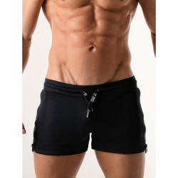 Kleidung Herren Shorts / Bermudas Code 22 Shorty Sport Quick Dry Code22 marine Blau Marine