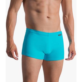 Kleidung Herren Badeanzug /Badeshorts Olaf Benz Badeboxer BLU1753 Blau Turquoise