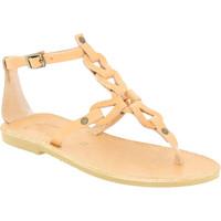 Schuhe Damen Sandalen / Sandaletten Attica Sandals GAIA CALF NUDE Nudo