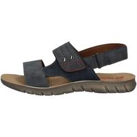Schuhe Herren Sandalen / Sandaletten Inblu FO 25 BLUE