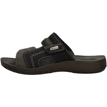 Schuhe Herren Pantoffel Inblu GA 39 BLACK