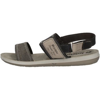 Schuhe Herren Sandalen / Sandaletten Inblu DA 5 KOHLE