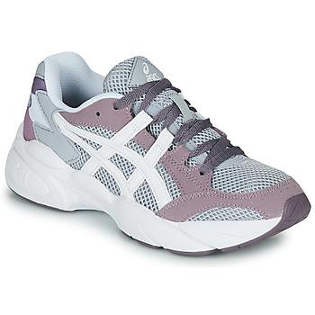 Schuhe Damen Sneaker Low Asics GEL-BND Grau / Violett