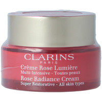 Beauty Damen Anti-Aging & Anti-Falten Produkte Clarins Multi-intensive Crème Rose Lumière Toutes Peaux  50 ml