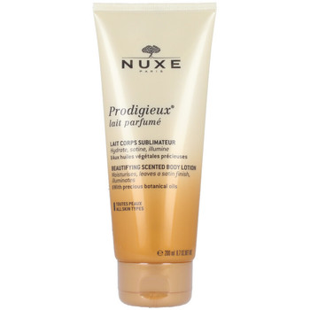 Beauty Damen pflegende Körperlotion Nuxe Prodigieux Lait Parfumé  200 ml