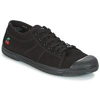 Schuhe Damen Sneaker Low Le Temps des Cerises BASIC 02 MONO Schwarz