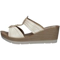 Schuhe Damen Sandalen / Sandaletten Inblu EL 1 WEISS