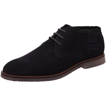 Schuhe Damen Derby-Schuhe & Richelieu Bugatti Schnuerschuhe Muziano 312-75901-1400-4100 blau