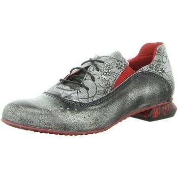 Schuhe Damen Derby-Schuhe & Richelieu Simen Schnuerschuhe 2278A GRAU grau