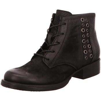 Schuhe Damen Low Boots 030 Berlin Stiefeletten 177227-101 schwarz