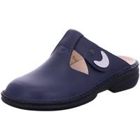 Schuhe Damen Pantoletten / Clogs Finn Comfort BELEM 02555-604041 604041 blau