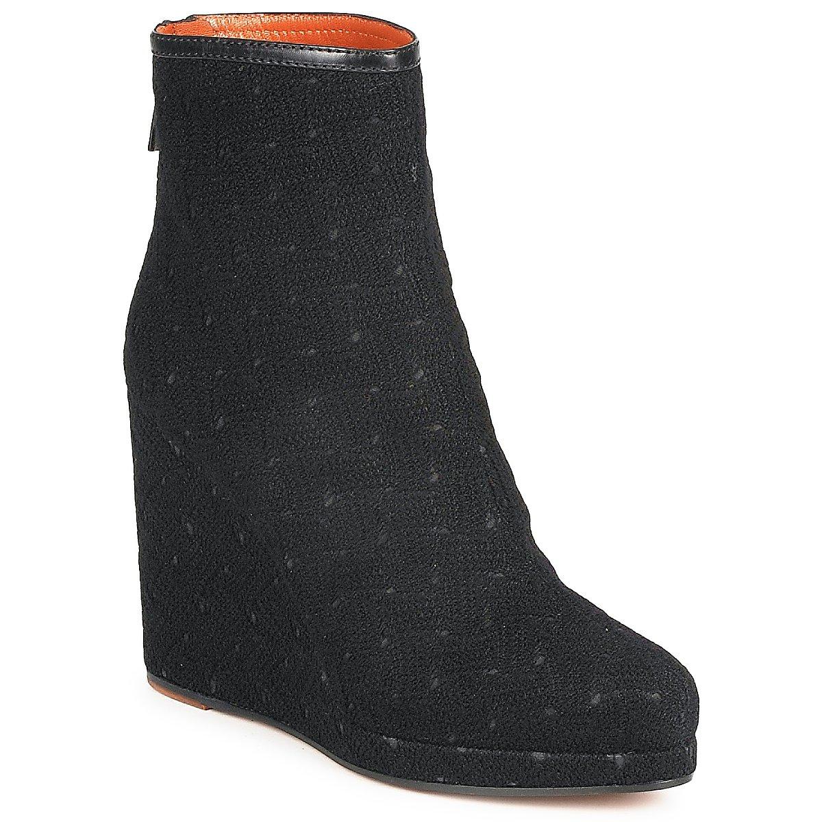 Missoni TONSU Schwarz - Kostenloser Versand bei Spartoode ! - Schuhe Low Boots Damen 357,00 €