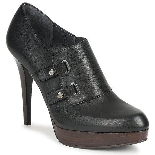 Stuart Weitzman TWO BUCKS Schwarz  Schuhe Ankle Stiefel Damen 305,28