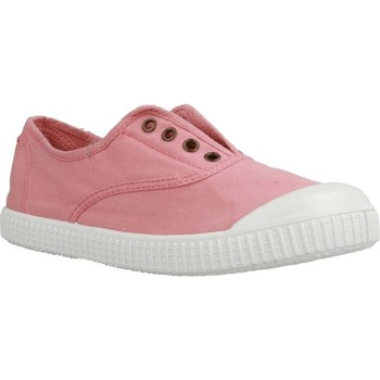 Schuhe Mädchen Sneaker Low Victoria 06627 Rosa