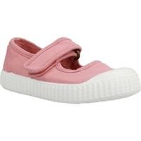 Schuhe Mädchen Tennisschuhe Victoria 136605 Rosa