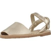 Schuhe Mädchen Sandalen / Sandaletten Ria 20090 Gold